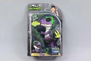 Fingerlings Untamed Dinosaur Razor the Velociraptor Figure