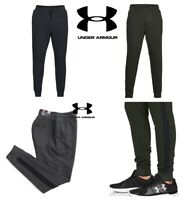 Under Armour Mens Joggers Sweatpants Microthread Tracksuit Bottoms Fleece Pant