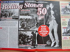 Rolling Stones famous concert in Poland, Warsaw 14.04.1967 - rare shoots