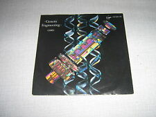 OMD 45 TOURS GERMANY GENETIC ENGINEERING