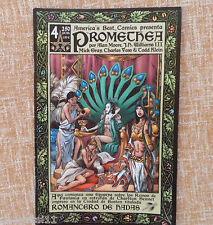 Promethea, nº 4, America´s Best Comics, Alan Moore, J. K. Williams III, 2000