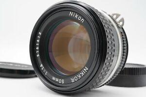 [EXC+4] Nikon Ai-s Nikkor 50mm f/1.4 MF Prime Lens From Japan