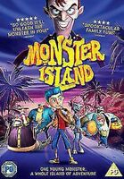 Monster Isola DVD Nuovo DVD (KAL8639)