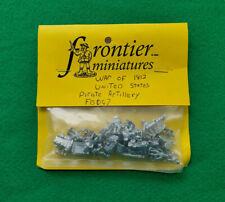 Frontier, 15mm, Pirate Artillery, MIP, Stock No.: FI5067