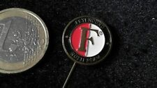 Fussball Anstecknadel Logo Wappen Emblem Feyenoord Rotterdam Holland