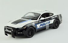 2015 Ford Mustang GT Police 1:18  Car Maisto Special Edition, New