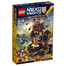 Lego nexo Caballeros general Magmar's Siege máquina de Doom (70321) NUEVO