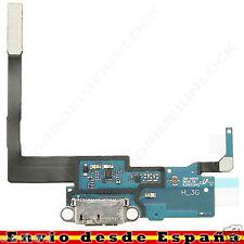 Flex Conector Carga USB con Microfono para Samsung Galaxy Note 3 SM-N900