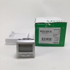 Schneider Electric MGU3.534.30 Unica KNX room temperature control unit New NFP