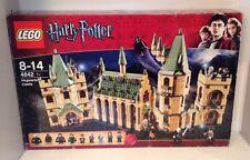Lego Harry Potter Poudlard 4842 11 Minifigures Boxed instructions 99.9% complet