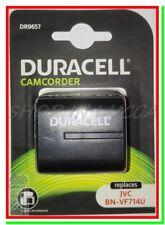 Batteria Ricaricabile DURACELL DR9657 = JVC BN-VF714U x GR-D640 GR-X5 GZ-MG500