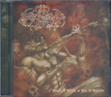 AVENGER-FEAST OF ANGER-JOY OF DESPAIR-CD-black-death-dark storm-krabathor