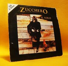 Cardsleeve single CD Zucchero Sugar Fornaciari Il Volo 2TR 1995 Italo Pop Rock
