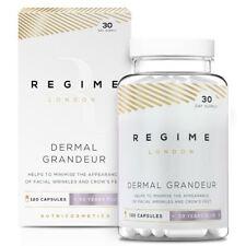 Regime London Dermal Grandeur - Wrinkle Remover Skin Care  - 120 Capsules