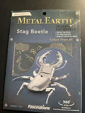 Fascinations Metal Earth - Stag Beetle - 3D Steel Model Kit