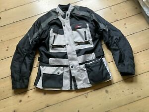 Weise Zurich Mens Textile Waterproof Motorcycle Jacket Perfect Condition 3XL