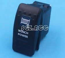WINCH POWER Rocker Switch Carling ARB Narva Style LED Heaps of Designs