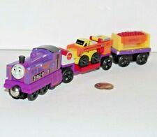 Thomas & Friends Wooden Railway Train Tank Culdee w/ Apple Orchard Forklift Cars