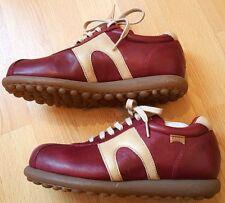 Nuevo Y En Caja Para Mujer Zapatos petolas Camper Rojo. entrenadores Casual. RRP £ 140. Genuino Camper
