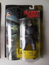 PLANET OF THE APES FIGURE ATTAR 2001
