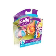 POLLY POCKET T3548/T3550 FLUMBRELLA AND HAT RAY FIGURES NEU & OVP!