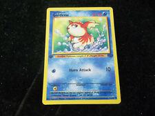 Pokémon 1999 Goldeen Basic Pokémon Edition 1 Trading Card