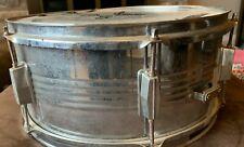 "Peavey Chrome Snare Drum Peavey International 14"""