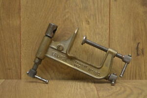 Vintage No 180 Instrument Vice Watchmaker Tool Engineering Clamp Made in England