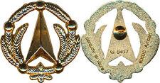 Direction Générale de l'Armement, insigne de bonnet ajouré, Ber G 5417, (3992)