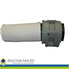 Staubfangsack 0,85m lang Ø 40cm Filtersack Staubsack Filterschlauch für Axial
