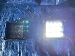 WHELEN MPBB MICRO PIONEER SUPER LED WORK SCENE LIGHT 7200 LUMENS $842 MSRP 💡💡