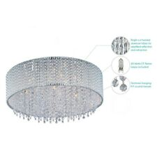 ET2 Lighting Spiral 7-Light Flush Mount - E23133-10PC
