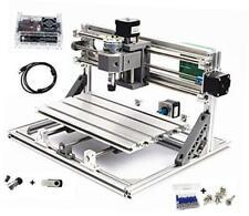 3 Axis Desktop Diy Mini Cnc 3018 Router Kit Grbl Control Plastic Acrylic Pcb