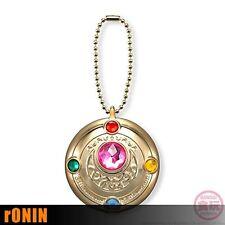 HENSHIN BROOCH - Sailor Moon MINIATURELY TABLET 2 Keychain BANDAI Portachiavi