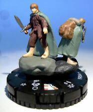 Heroclix Lord of the Rings #023 Frodo And Sam