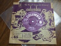 THE MUDLARKS - BOOK OF LOVE - COLUMBIA 45-DB 4133 / 1958 IN CO.SLEEVE EX/+