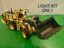 MOC LED LIGHT KIT COMPATIBLE WITH LEGO TECHNIC 42030 VOLVO L350F WHEEL LOADER