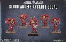 Warhammer 40K: Blood Angels: Assault Squad  NEW