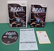 Nintendo Wii -- DEAD SPACE EXTRACTION-- *JAPAN GAME* 54361