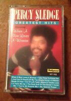 Greatest Hits: When a Man Loves a Woman [by Percy Sledge (Cassette Tape