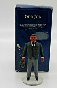 James Bond 007 Corgi Diecast Collectable Icon Action Figure ODD JOB F04151 Boxed