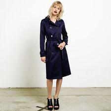 2017 NWT WOMENS VOLCOM GMJ TRENCH COAT $198 S indigo georgia may jagger jacket