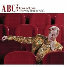 """ABC """"THE LOOK OF LOVE-THE VERY BEST OF"""" CD NEUWARE"""