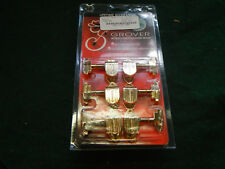 Grover Gold 3+3 Imperial Tuners for Jazz/Archtop Guitar 151GM
