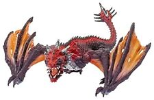Mythological Red Fire Dragon Monster Action Figure Creature Cartoon Hercules Toy