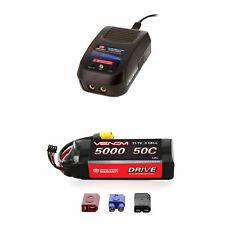 Venom 50C 3S 5000mAh 11.1V LiPo Battery and Sport Charger Combo
