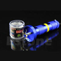 New Aluminum Electric Tobacco Grinder Crusher Herb Spice Smoke Grinders Quickly
