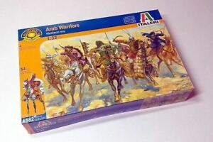 ITALERI Historics Model 1/32 Arab Warriors Medieval era Scale Hobby 6882 T6882