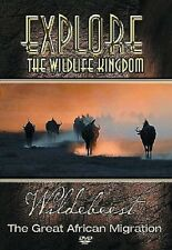 Explore the Wildlife Kingdom - Wildebeest: The Great African Migration (DVD)