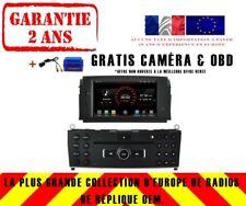 AUTORADIO DVD GPS NAVI ANDROID 8.1 DAB+ MERCEDES BENZ C CLASSE W204 07-11 K5704